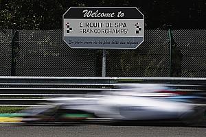 Формула 1 Анонс Гран При Бельгии: прогноз обещает пасмурный уик-энд
