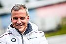 DTM Declaración de intenciones del director de BMW Motorsport sobre el DTM