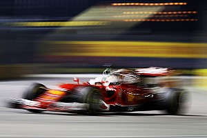 F1 Noticias de última hora Mercedes piensa que Ferrari es favorito para Singapur