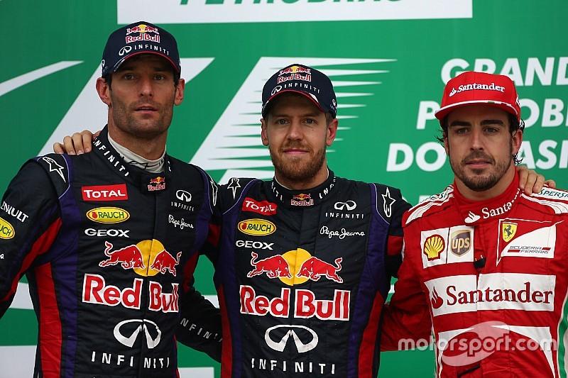 Alonso és Webber legendás jelenete Szingapúrból