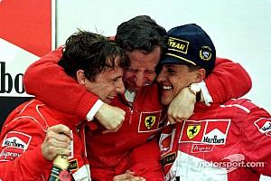 Forma-1 Különleges esemény Häkkinen-Schumacher 80-80