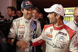 WRC Noticias de última hora Citroen no cree que una posible pareja Ogier-Loeb les cause problemas