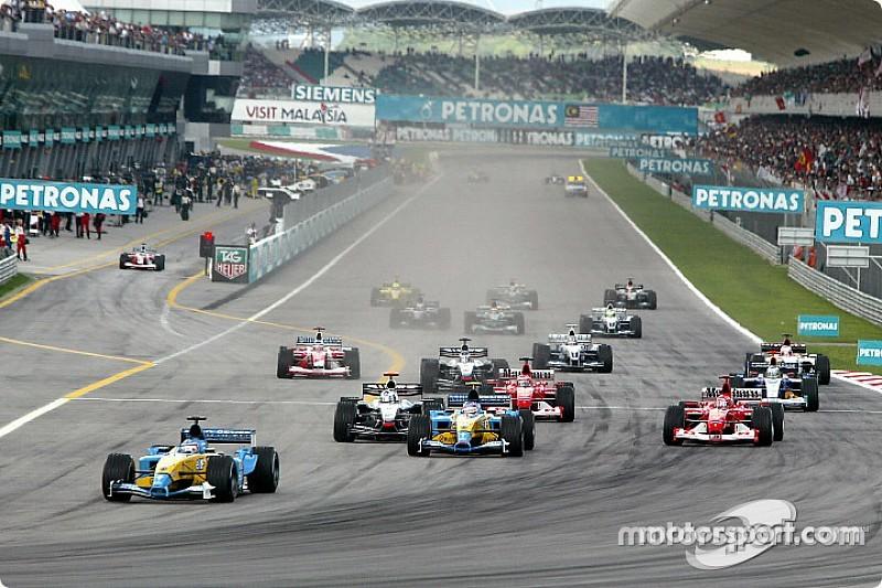F1 zendt meest populaire GP Maleisië volledig online uit