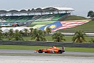 Formula 4 Carrera de F4 termina sin coches en Sepang