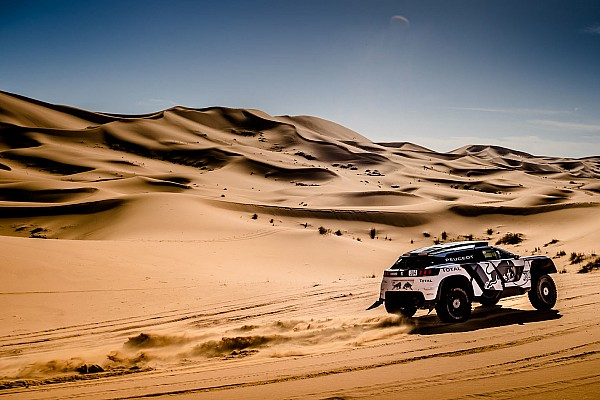 Cross-Country Rally Noticias de última hora El Rally de Marruecos, última batalla previa al Dakar