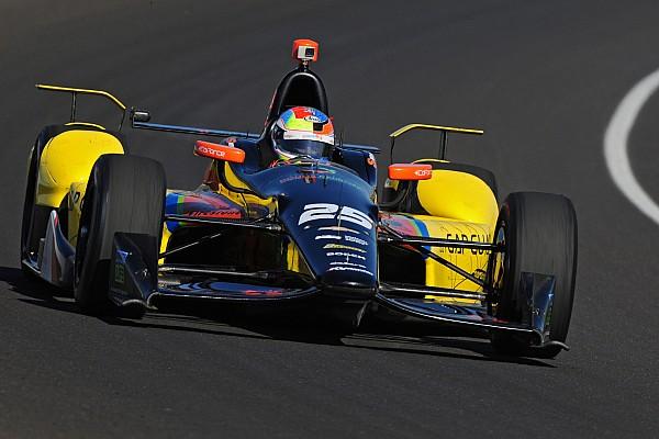 Stefan Wilson disputará Indy 500 apoyando una causa muy especial