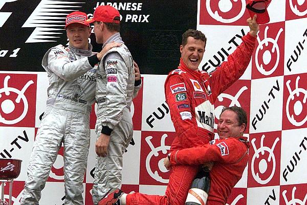 Samurais de la F1: todos los ganadores y podios del GP de Japón
