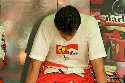 Los tristes y peores momentos de Ferrari en Fórmula 1