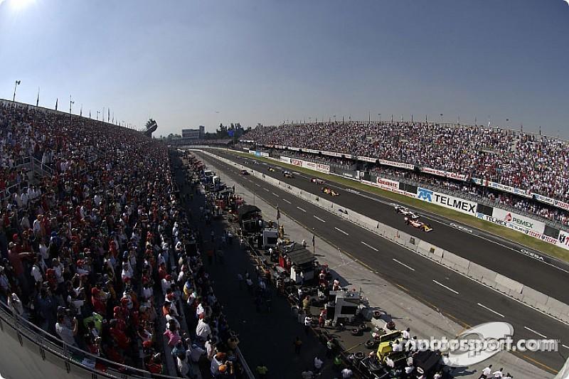 México aspira a una fecha de IndyCar en el calendario 2018