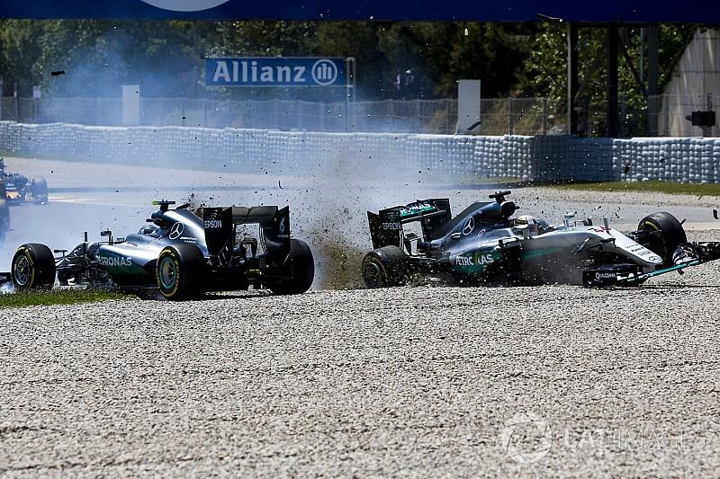 Mercedes загрожувала звільненням Хемілтону і Росбергу після Іспанії-2016