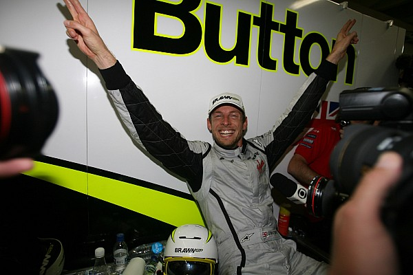 Button consideró firmar para Toro Rosso en 2009