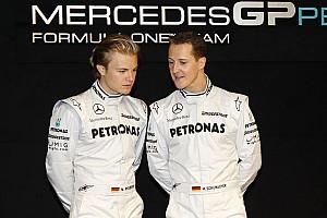 Fórmula 1 Noticias Rosberg: