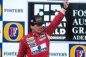 Fórmula 1 Historia GALERÍA: el último triunfo de Senna en F1