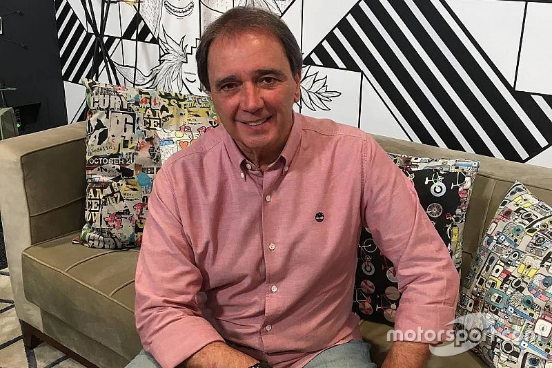 Reginaldo Leme sobre F1 sem brasileiro: Não faz diferença