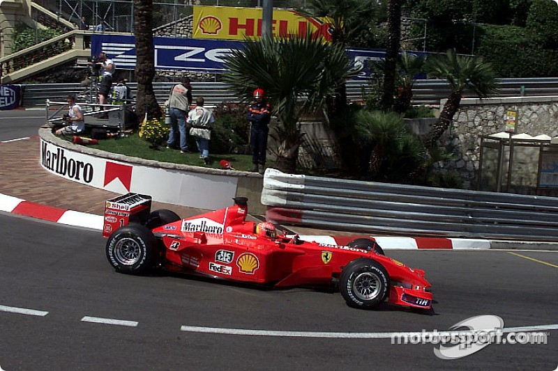 Schumachers Monaco-winnende wagen brengt recordbedrag op tijdens veiling