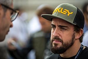 WEC Ultime notizie È ufficiale: Alonso prenderà parte al rookie test con la Toyota