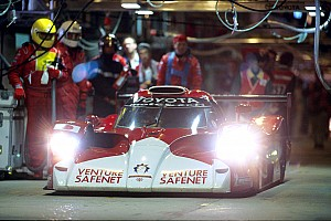 "WEC Breaking news Road car-style proposal giving LMP1 ""momentum"" - Toyota"