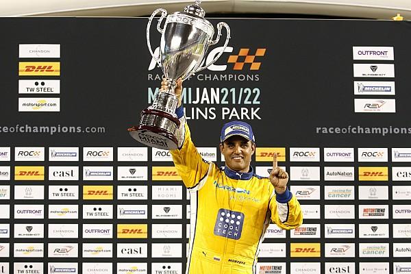 Montoya estará en la Carrera de Campeones de 2018