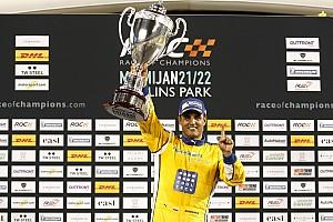 General Noticias de última hora Montoya estará en la Carrera de Campeones de 2018