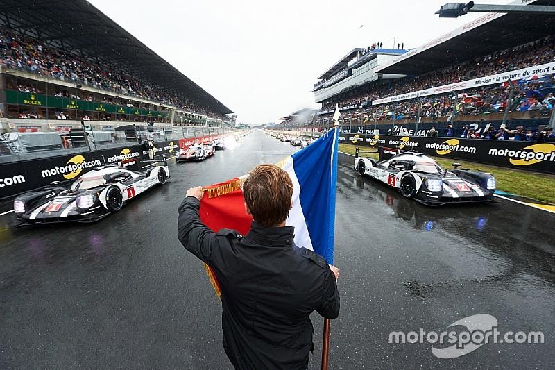 Motorsport.tv将播出勒芒24小时历史影片