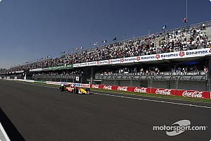 IndyCar Breaking news Mexico IndyCar race delayed until at least 2019