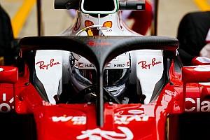 F1 Noticias de última hora Vettel admite que no le emociona la introducción del halo