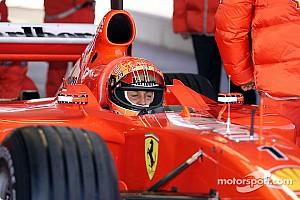 Формула 1 Важливі новини Шумахер сумнівався в собі після першого титулу з Ferrari - Тодт