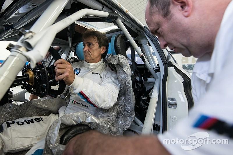 Zanardi, 2019'da Daytona 24 Saat'e katılmayı hedefliyor