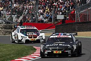 DTM Interview UK race