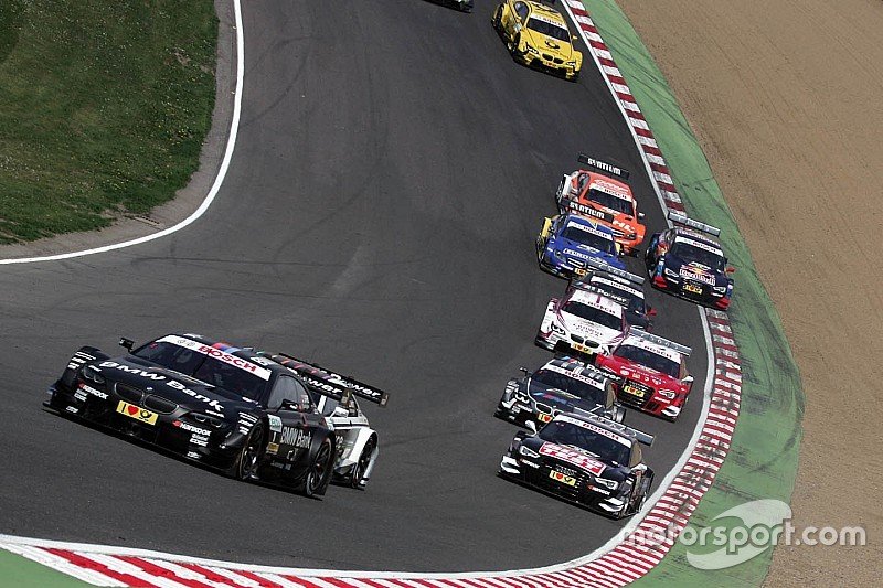 Brands GP layout will scare DTM drivers - Paffett