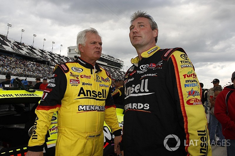 ARCA legend Frank Kimmel embarking on new career as a crew chief