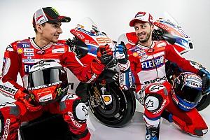 MotoGP Actualités Ducati donne le coup d'envoi des présentations MotoGP