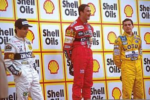 Formule 1 Special feature Legendarische races: de Grand Prix van Engeland in 1987