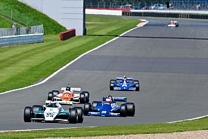 Vintage Breaking news Historic F1 races to support British GP