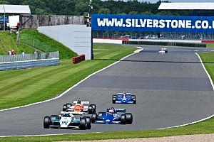 Vintage Últimas notícias GP da Grã-Bretanha confirma provas de carros clássicos da F1