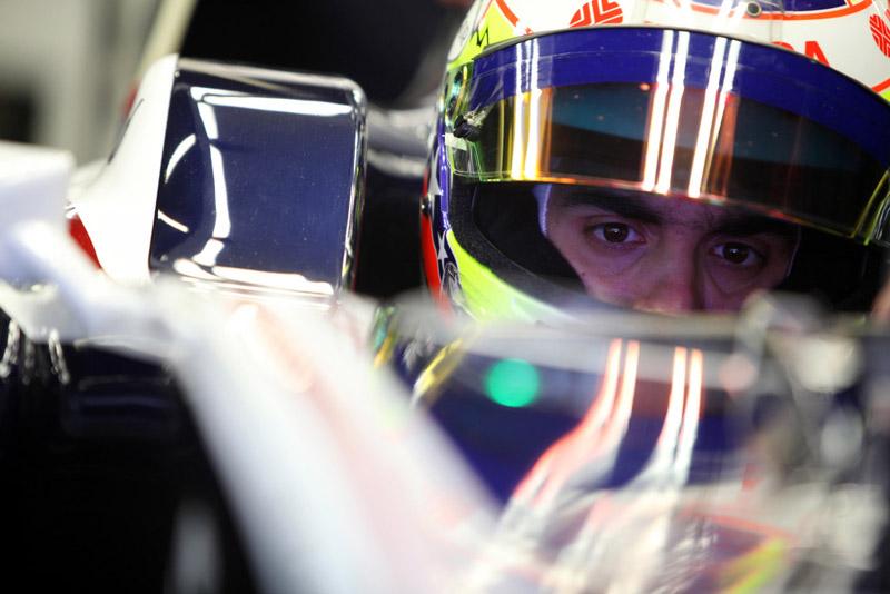 Estreante na Williams, Maldonado é o atual campeão da GP2