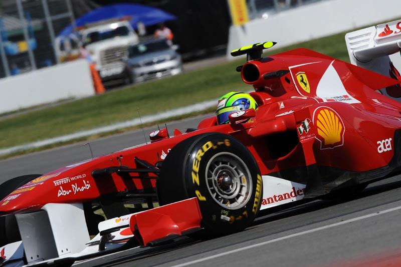 Massa é sexto no campeonato de pilotos, com 32 pontos