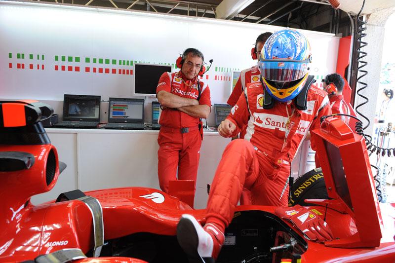 Alonso é o quinto colocado no mundial, com 69 pontos