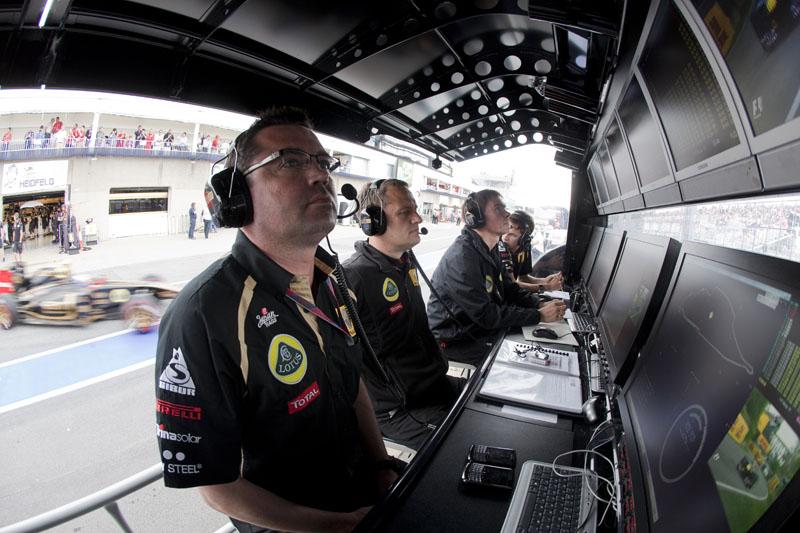 Petrov elogiou o trabalho dos estrategistas da Renault