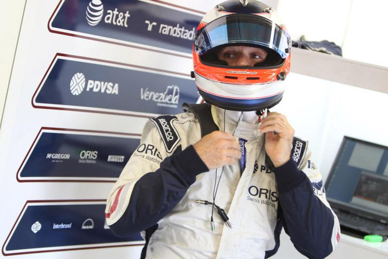Barrichello está em seu segundo ano na Williams