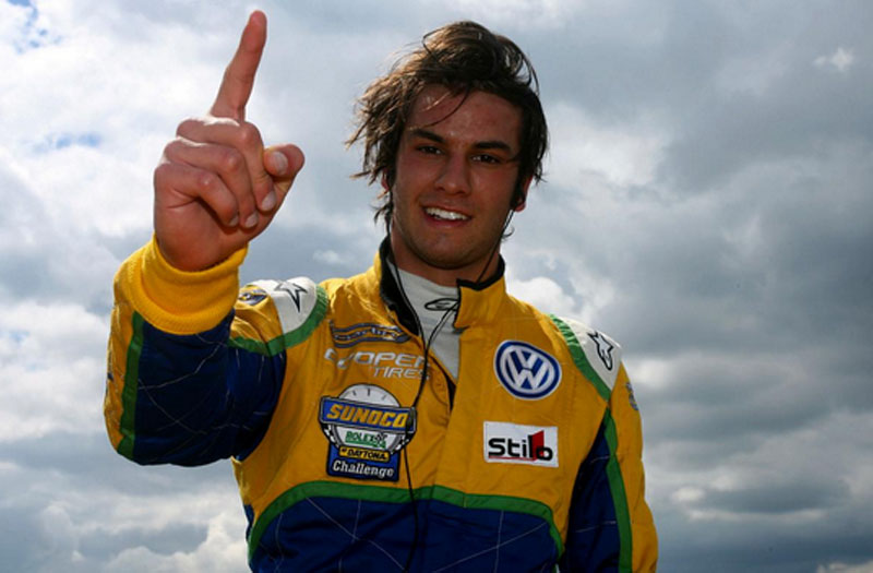 Felipe Nasr venceu quatro provas na F-3 Britânica neste ano