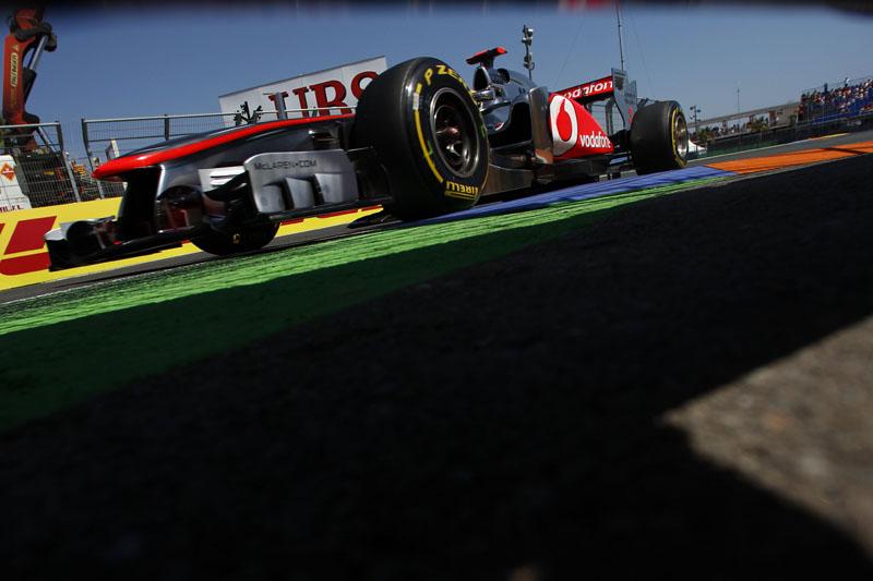 Lewis Hamilton voltou a pontuar após duas corridas difíceis