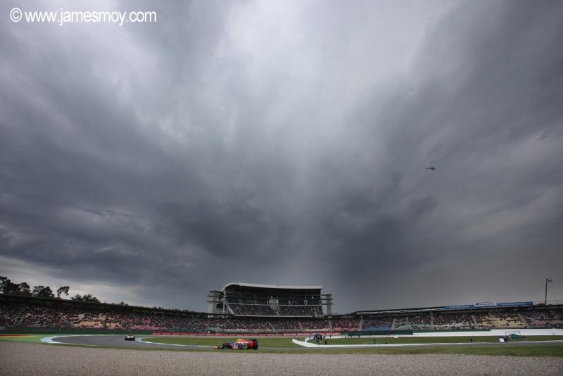 Mudança no circuito de Hockenheim aconteceu em 2002