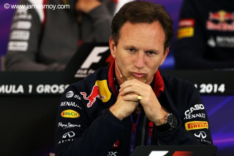 Horner aposta na 'sorte' para Vettel voltar ao topo