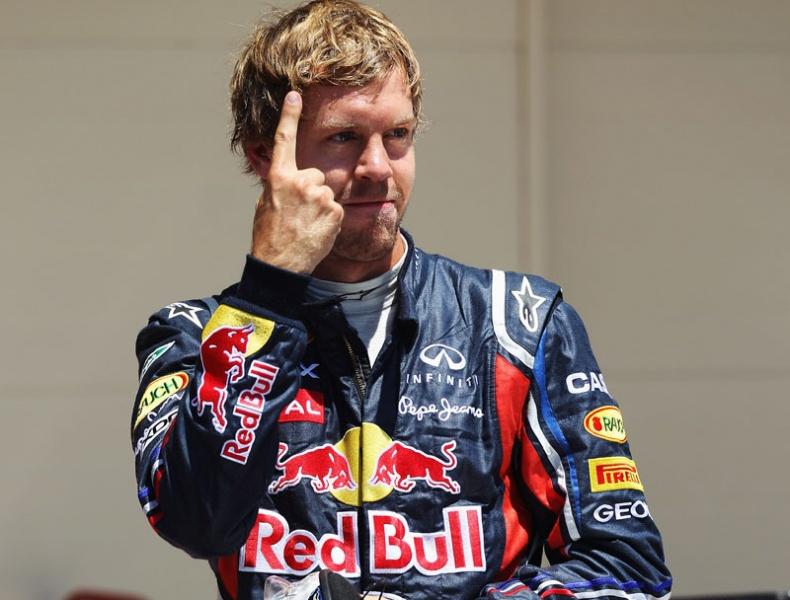 Vettel só larga da primeira fila desde o GP de Cingapura do ano passado