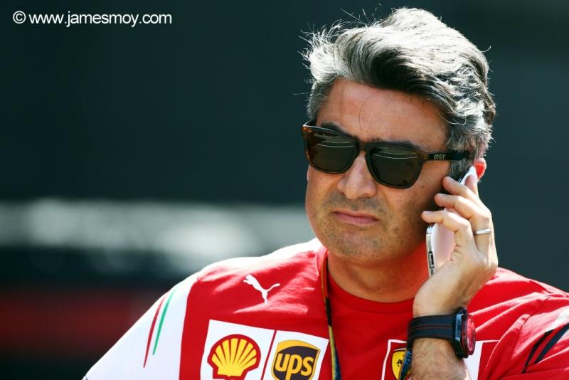 Ferrari é 'zebra' em Monza, garante Mattiacci