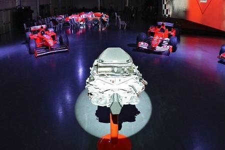 Ferrari fornecerá os motores para a nova escuderia da F1