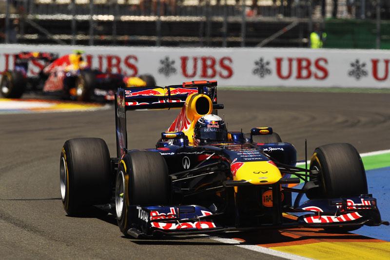 Vettel e Webber venceram os últimos GPs da Grã-Bretanha