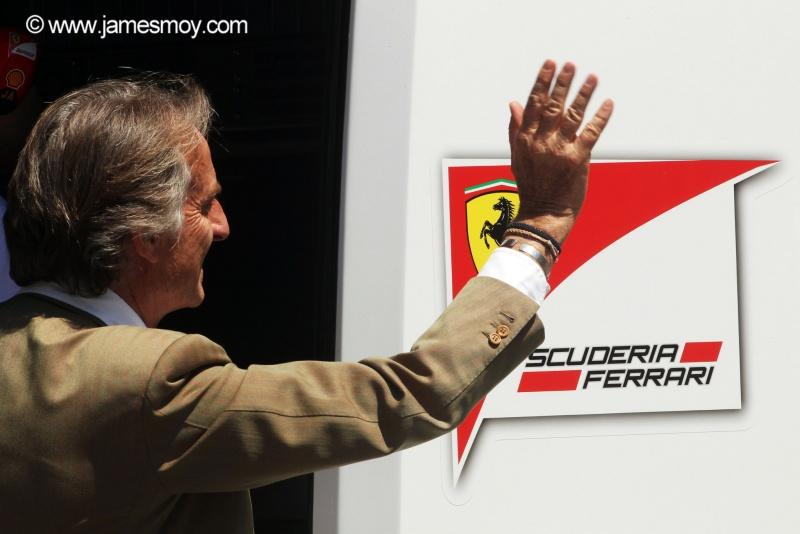 A Ferrari viveu seu período de maior sucesso com Montezemolo no comando