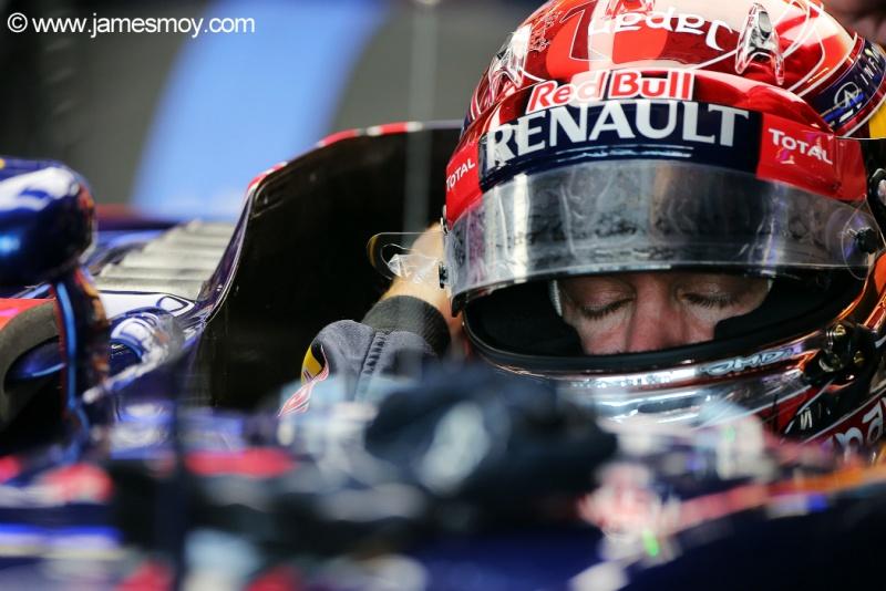 Vettel deixará a Red Bull ao final da temporada de 2014
